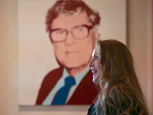 Weisman Art Foundation, Andy Warhol, Modern Art, Pop Art, Private Museum, Bel Air, Brenda Harrop Art Advisory, Brenda Harrop