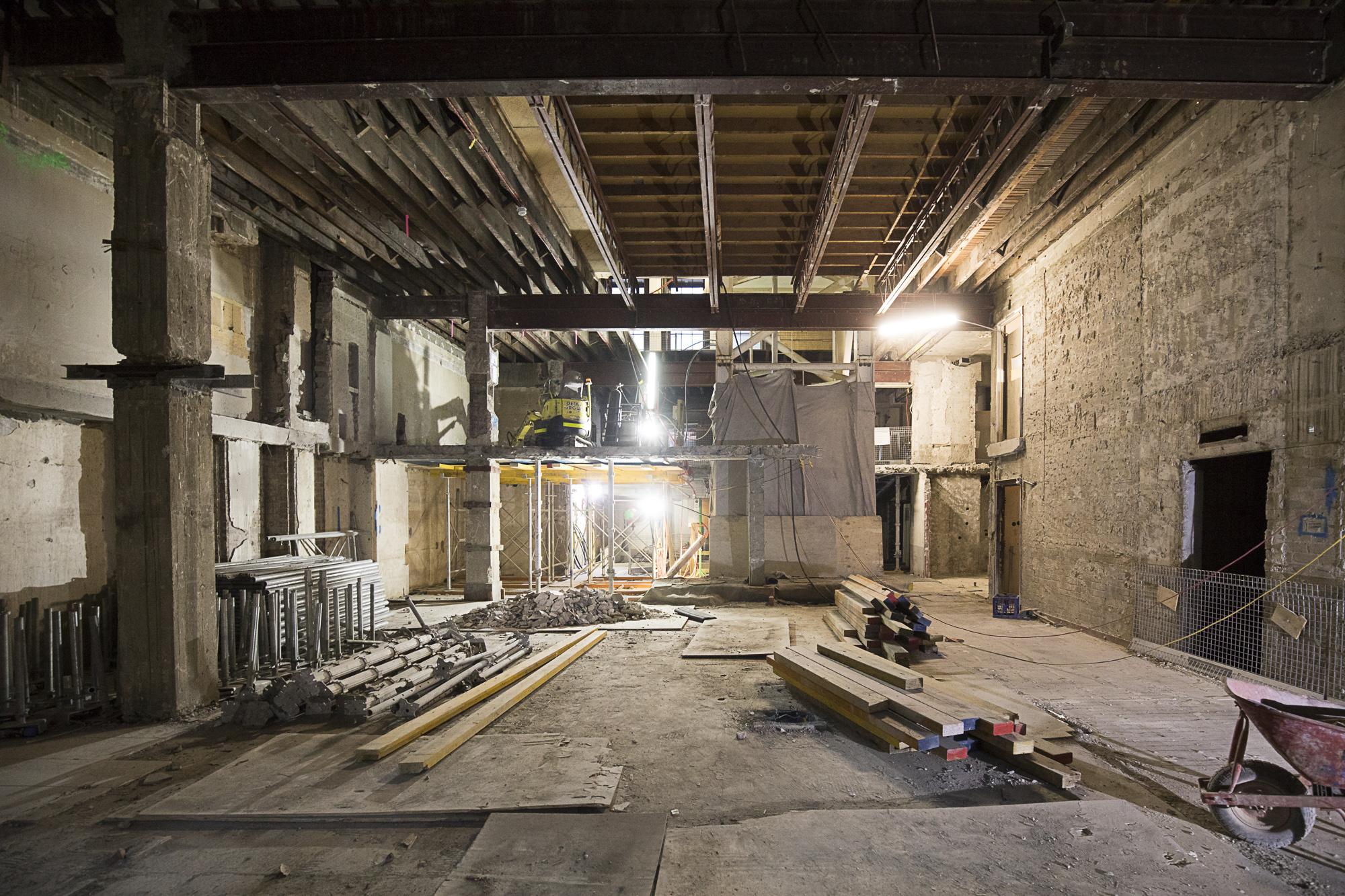 WP-065 - 285 mezzanine demolition (1)