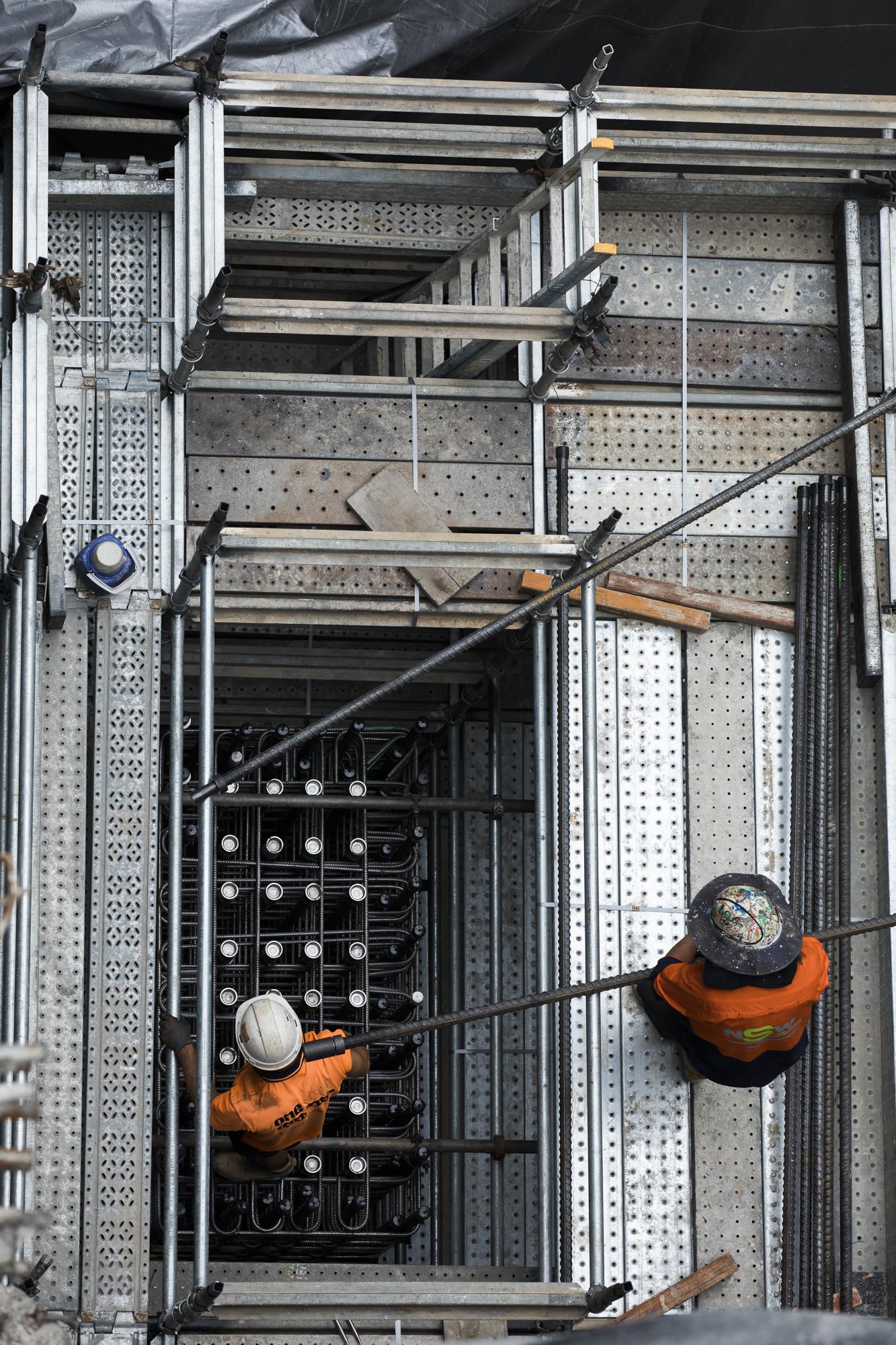 Mega Column bars
