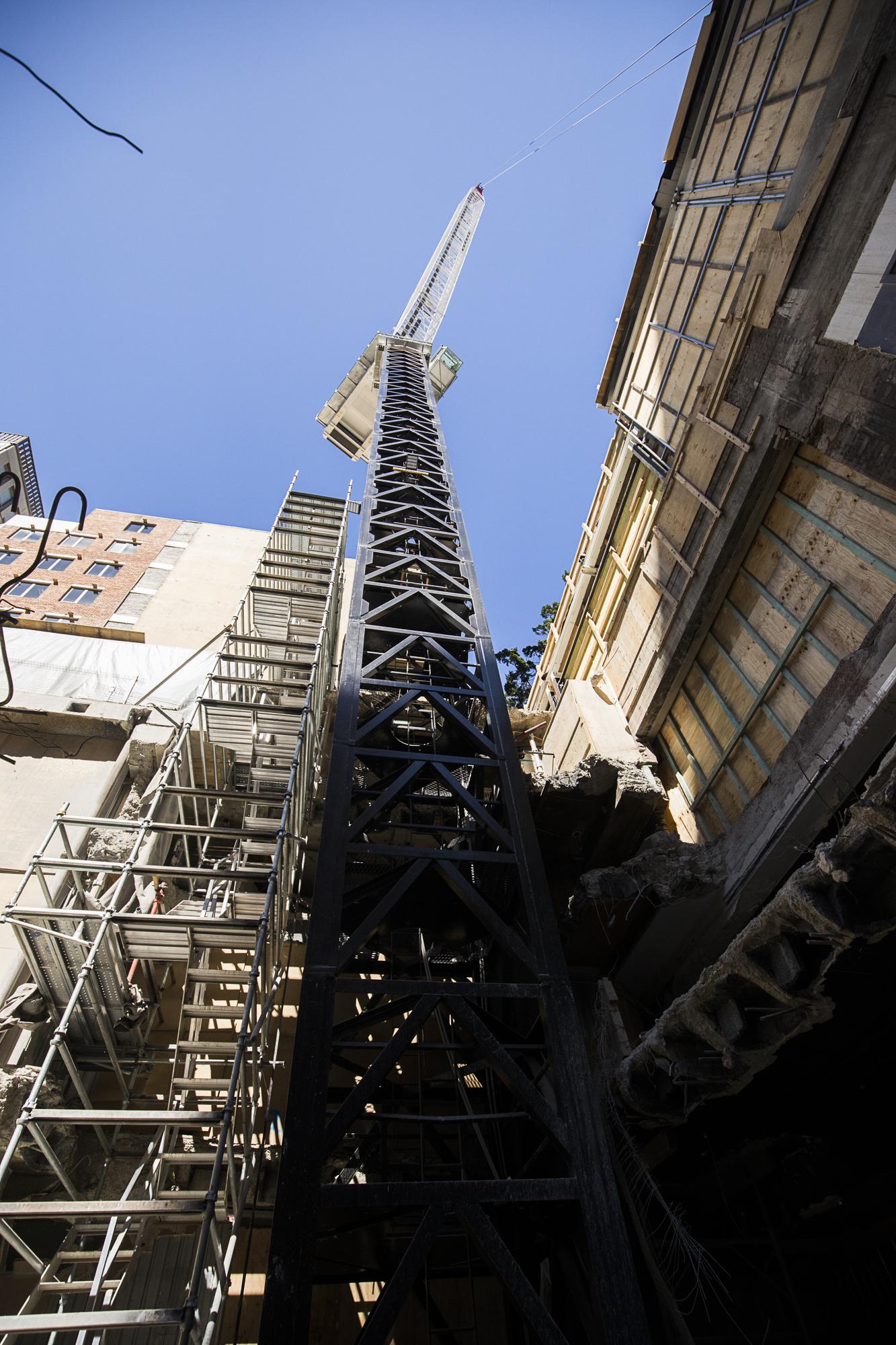 Tower - TC 2 operational