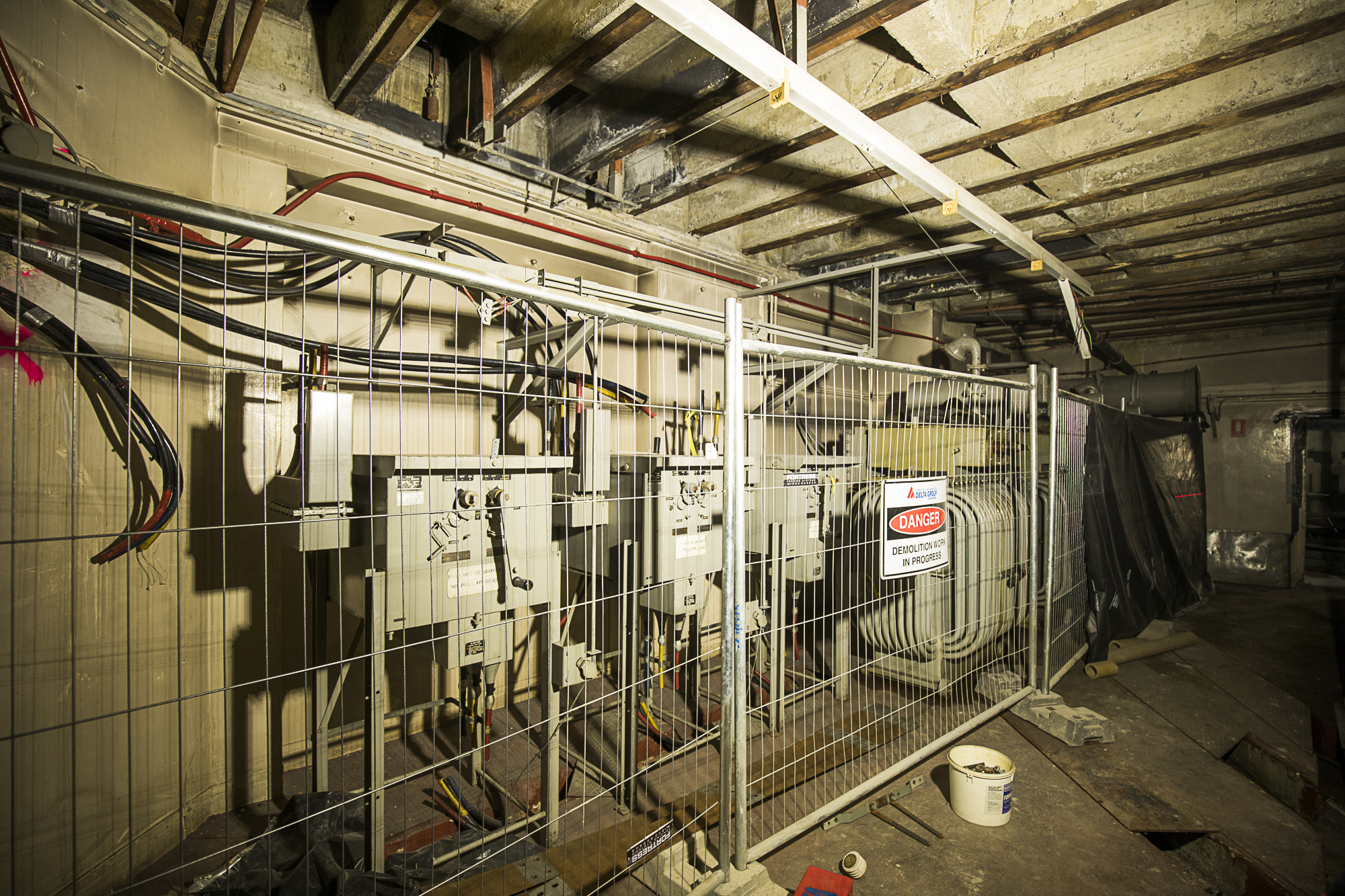 5 Tower - Shell House Substation Transformers
