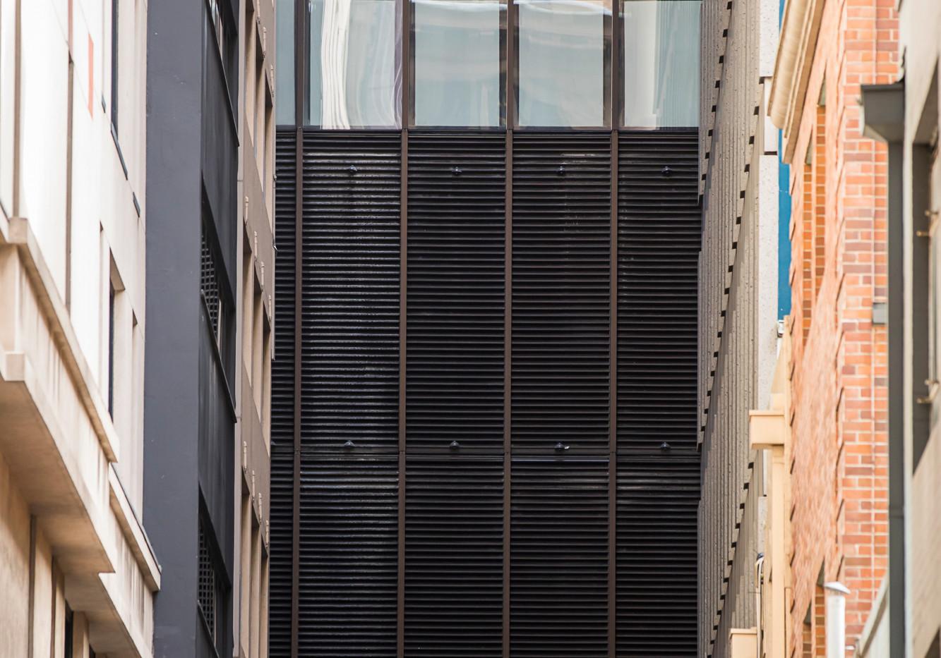 Tower Wynyard Lane - Level 1 Plantroom L