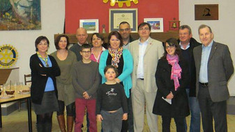 REVUE DE PRESSE - OUEST-FRANCE - Le Rotary aide des associations solidaires