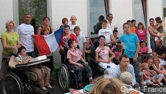 Le Pique-nique annuel de l'Adaijed à Ligné, avec l'accueil de nos marathoniens