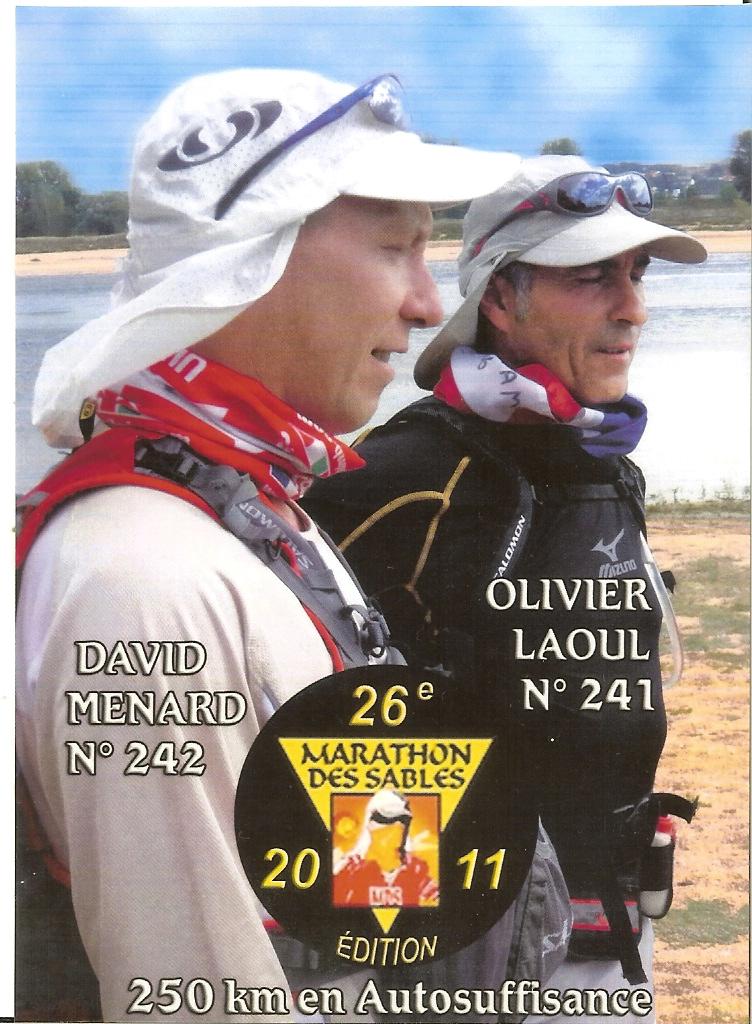 Olivier et David MDS 2011