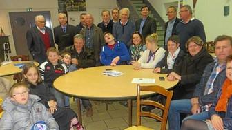 REVUE DE PRESSE - Ouest-France -  4000 € pour trois associations avec le Rotary-club