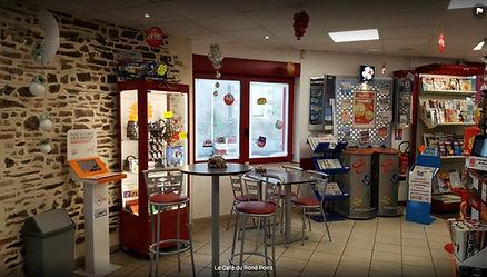 Le café du rond point bar tabac presse café des sens ancenis