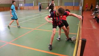 REVUE DE PRESSE - Ouest-France - Un tournoi de foot pour un handivol à Ancenis