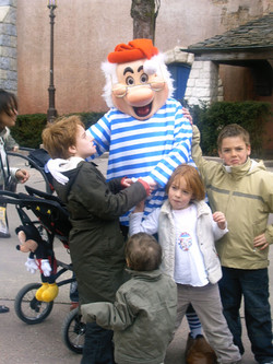 DisneyLand Paris 2008