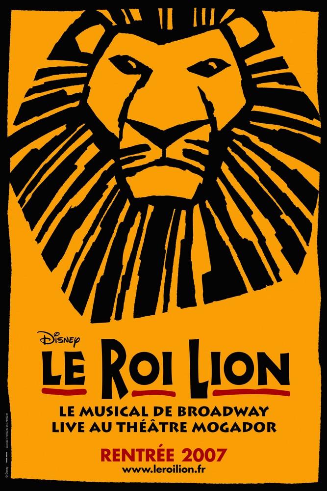Théâtre Mogador Paris 2009
