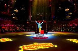 Cirque d'Hiver Paris 2014