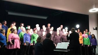 """Revue de Presse - Ouest-France - Le Fuilet """"Le Festival choral partage sa recette"""""""