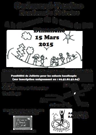 """AGENDA : Randonnée organisée par """"La Voix de Clément"""""""