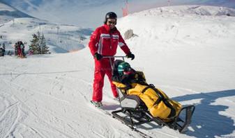 REVUE DE PRESSE - La République des Pyrénées - Du ski pour tous à la Pierre Saint Martin