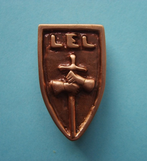 League of Empire Loyalists badge