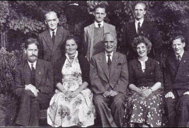 Candour team in 1957