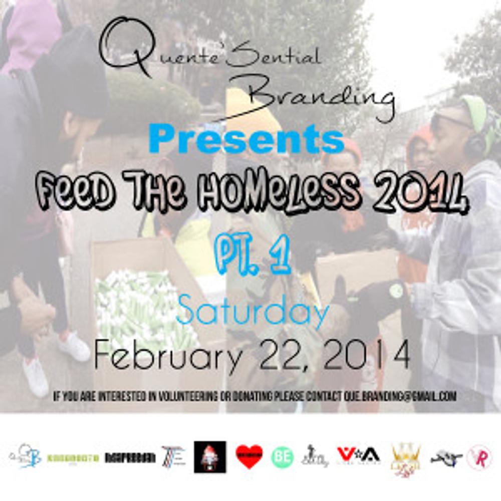 homeless event