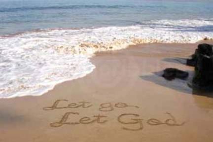 Let go Let God