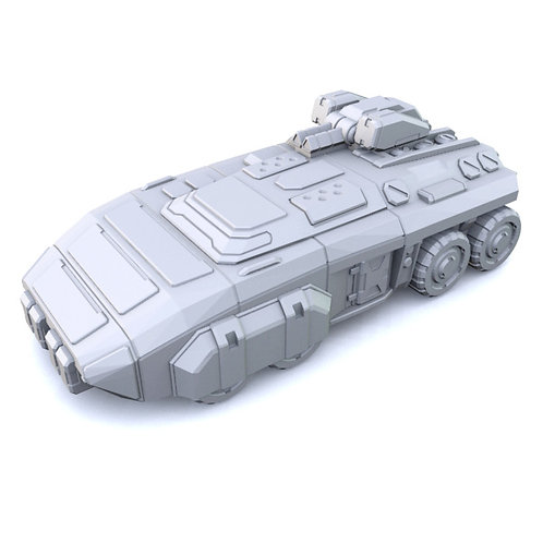 Heavy APC (set of 2)