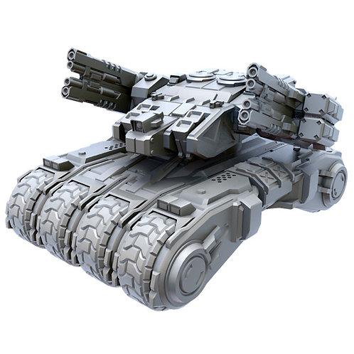 Abaddon Mobile Artillery