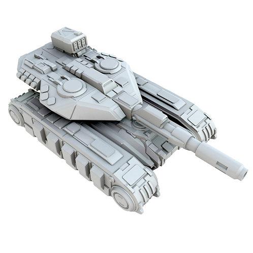 Eudoros Medium Tank