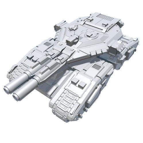 Claymore Superheavy tank