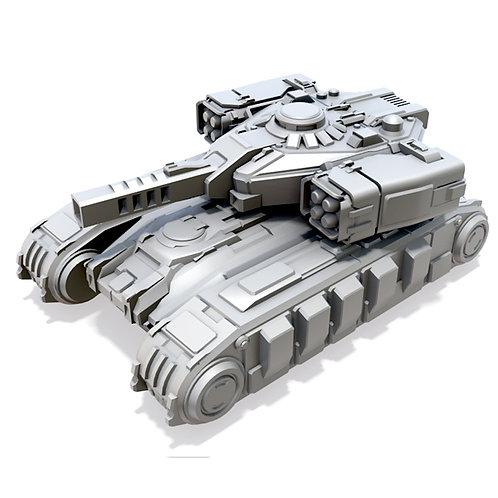 Bullterrier Medium Tank