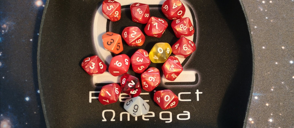 #diceday - The Dynamic Duo!