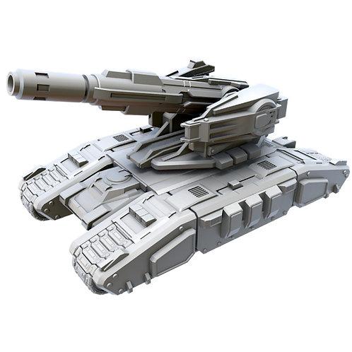 Superheavy Artillery
