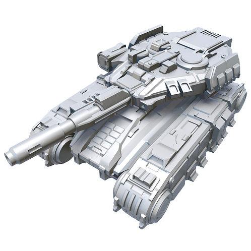 Montgomery Medium Tank