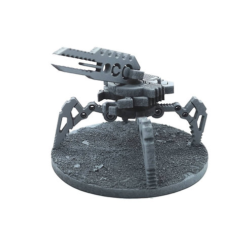Walker Gun (Energy Cannon)