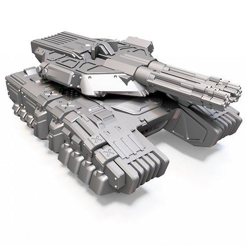 Mantis RC Battletank