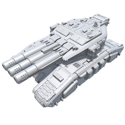 Brutus Heavy Tank