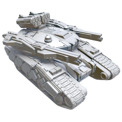 Demios Heavy Tank
