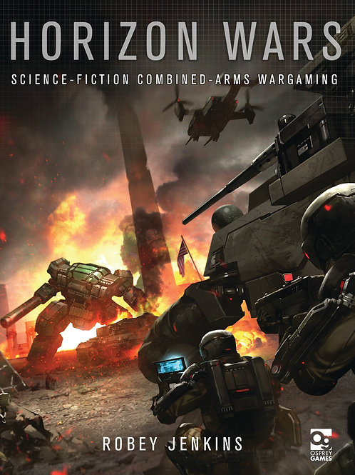 Horizon Wars - Science Fiction Combined Arms Wargaming