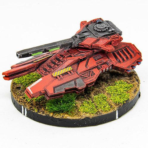 Lysander HGT - Railgun