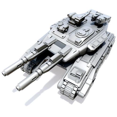 Shí Heavy Tank