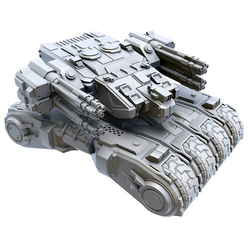 Apollyon Mobile Artillery