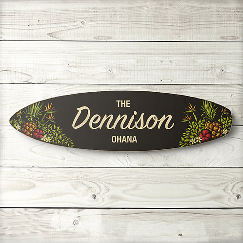 Customizable Ohana Surfboard