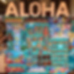 Artopia Hawaii Beach Decor