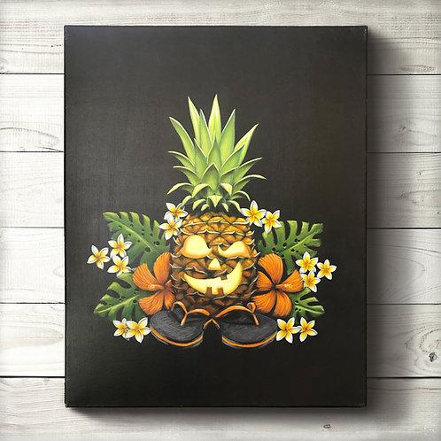 Original Pineapple-O-Lantern