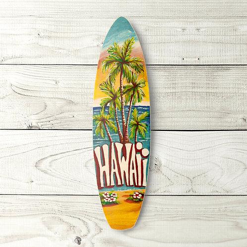 Hawaii Surfboard