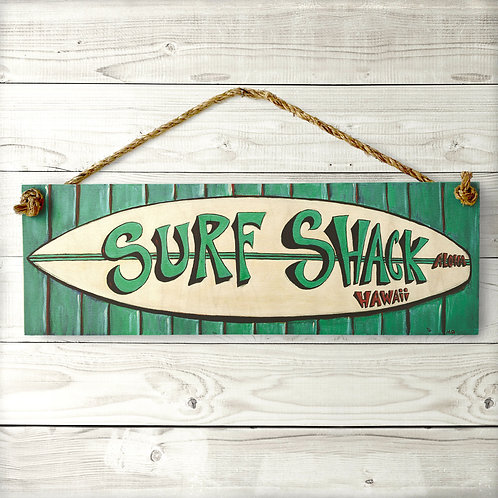 Surf Shack Sign