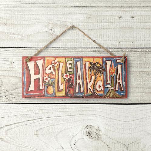 Small Haleakala Sign