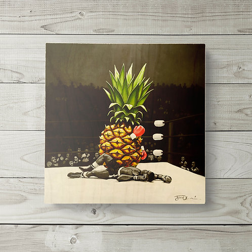12x12 Boxing Pineapple
