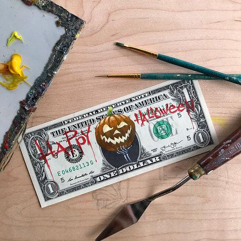 Original Halloween Dollar