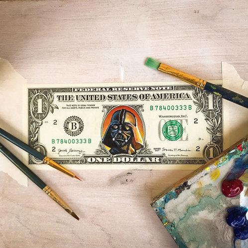 Original Darth Vader Dollar