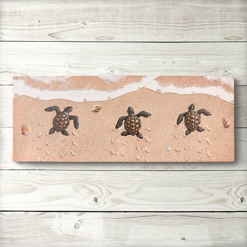 Original Three Honu Hatchlings