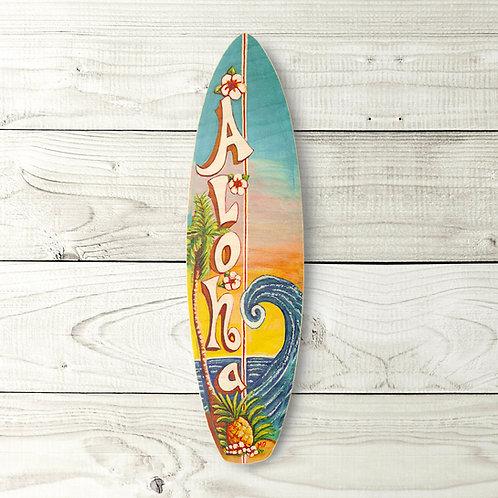 Aloha Wave Surfboard