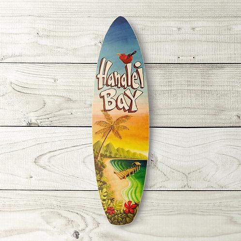 Hanalei Bay Surfboard